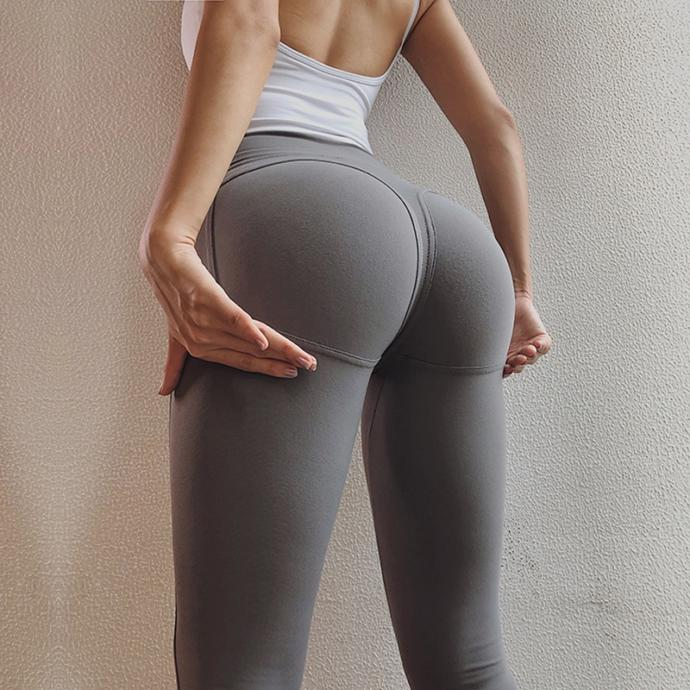 Do you think you look good in yoga pants?