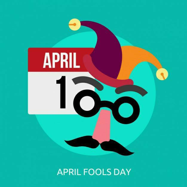 What kind of joke will you make to whom on April 1st?