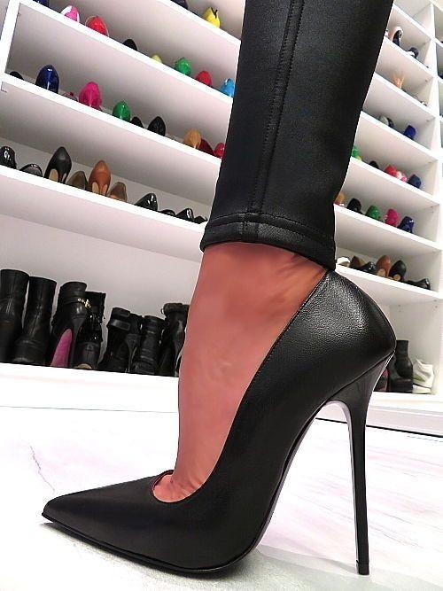 Girls, do you like this pair of heels?