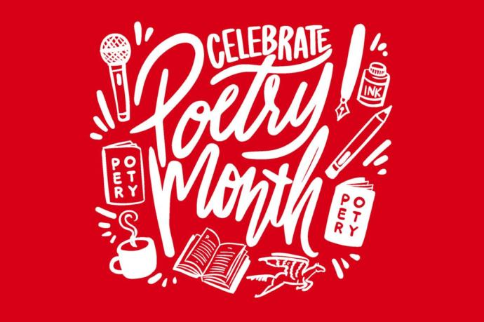 Happy National Poetry Month. Can you share a poem you like?
