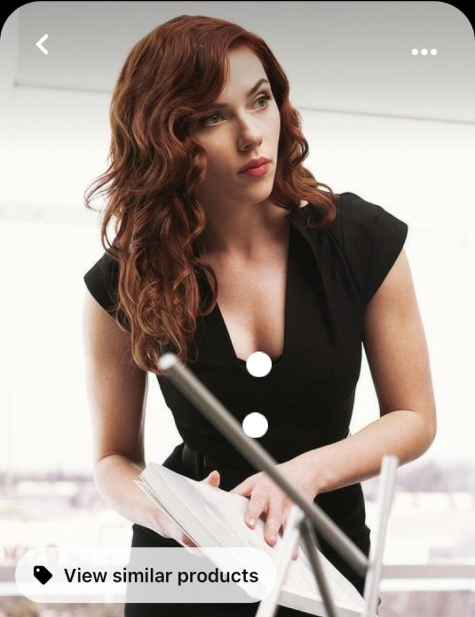 Do you like Black Widow's hair curly or straight more?