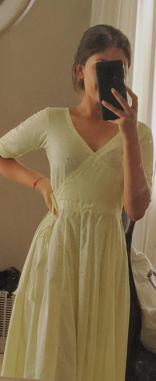 Is this a nice looking dress?