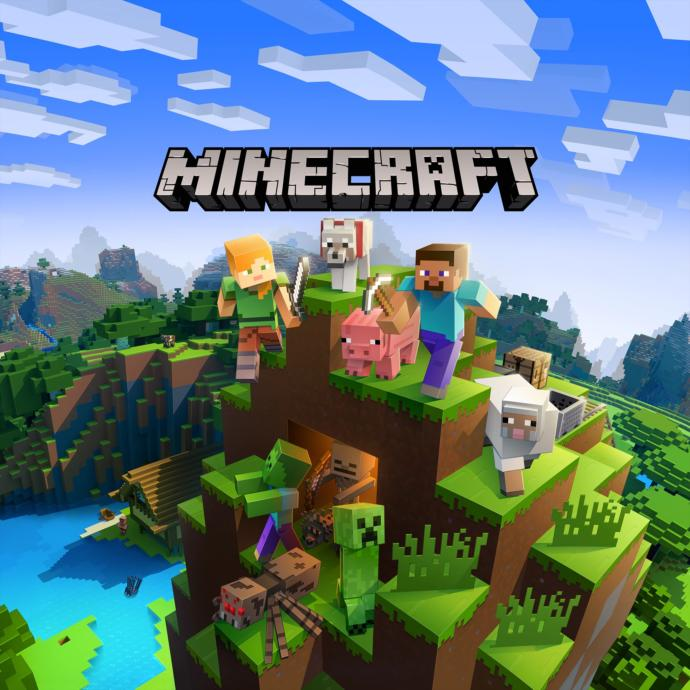 Have you ever played Minecraft?