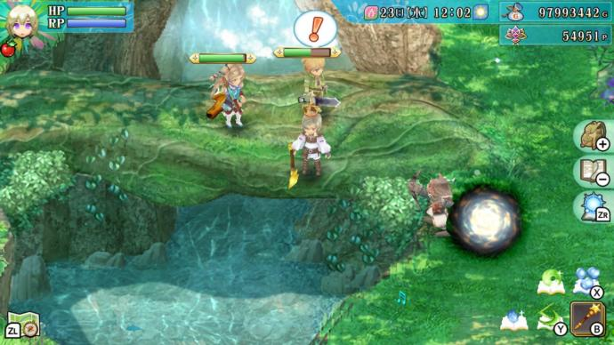 Is rune factory 4 special a good game to stream on twitch?