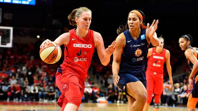 WNBA: why no fans?