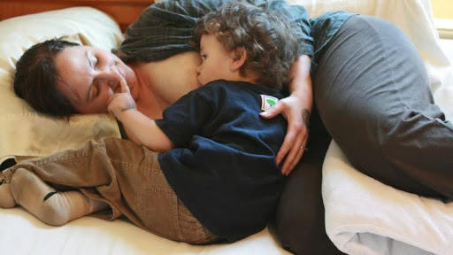 Is extended breastfeeding acceptable?