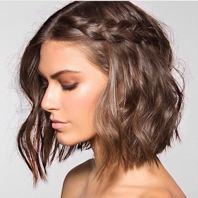 do you prefer long hair or short hair on a girl?