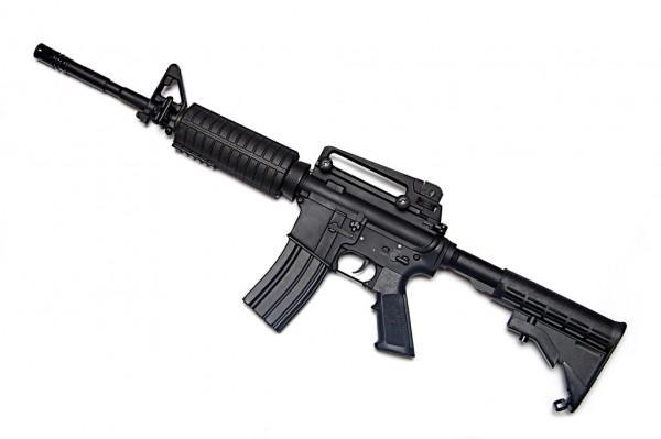 COME ON AMERICA, M-16 OR AK-47?