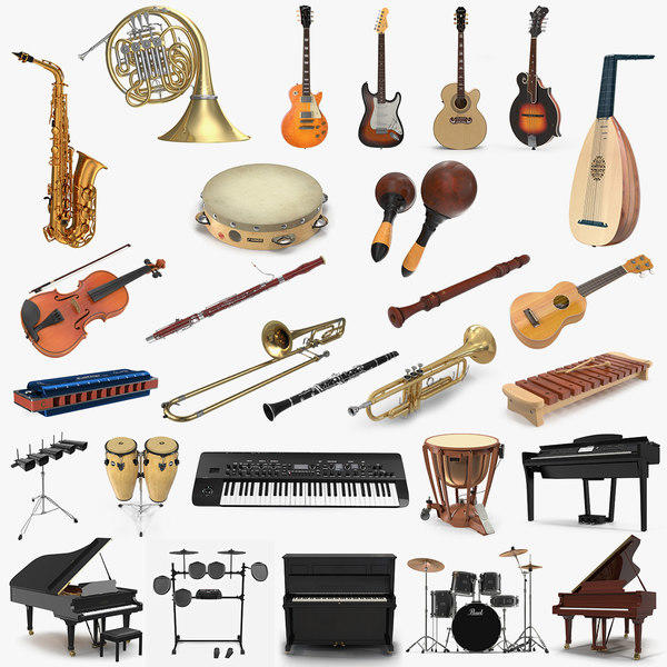 Whats your favorite musical instrument?