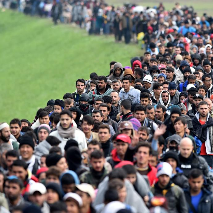 Should 1st World Countries be obligated to take in those from the Third World?