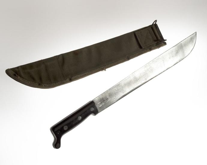 Asian man uses machete to chase away 5 muggers that attacked his parents, what are your thoughts?
