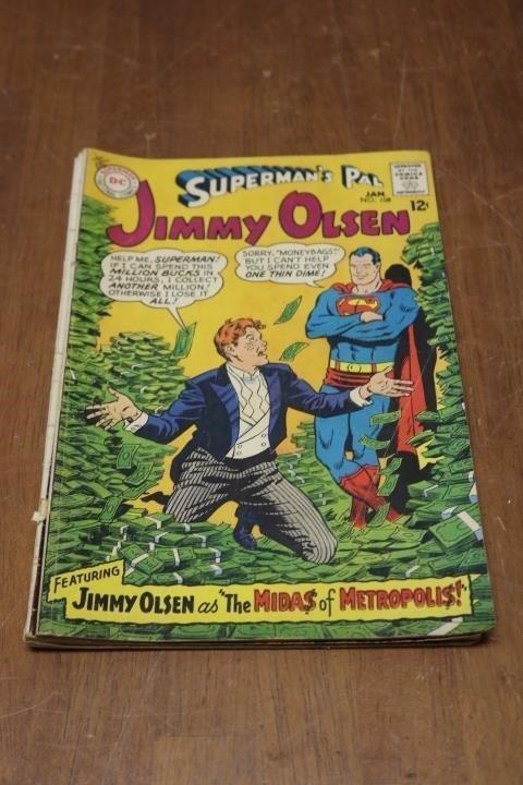 !960s comic books