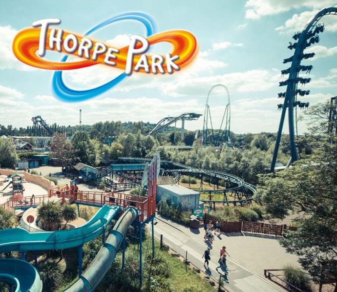 Which UK Theme Park is your favourite?