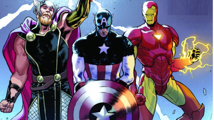 F*ck, Marry, Kill: Comic Book Characters?