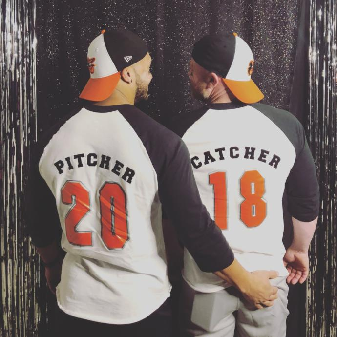 Is it true that it isnt gay if your the Pitcher not the Catcher?