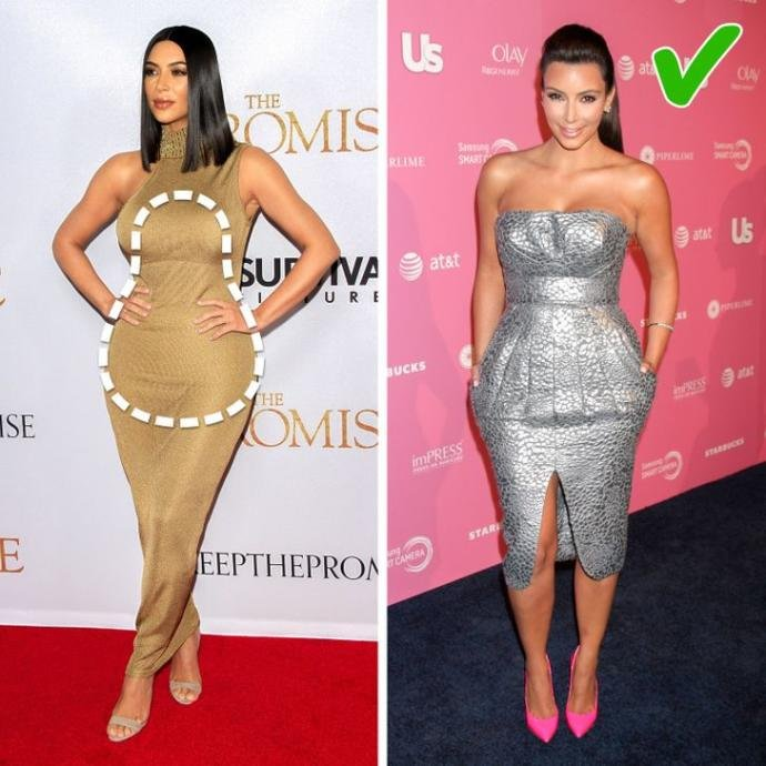 Guys, Which female body shape (like) AND face shape (comment) is the most attractive/beautiful?