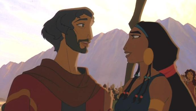 I would rewatch the prince of Egypt