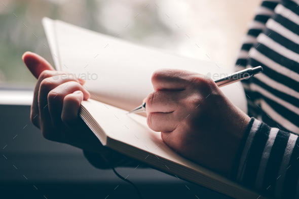 If you are writing an introspective letter or story, would you be more direct or go with allegories?