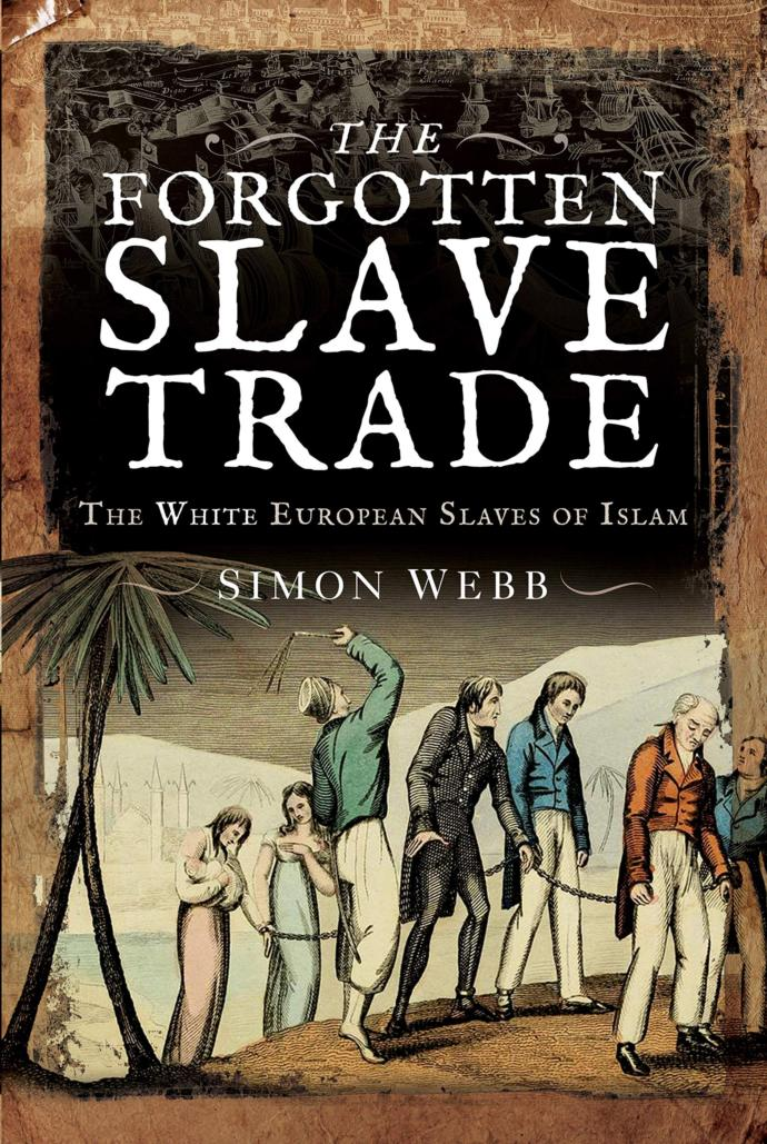 Did you know that there was white slaves also?