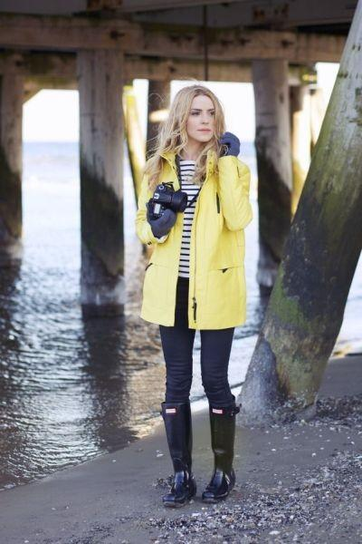 Do you have a rainy day outfit or an inspired rainy day outfit?