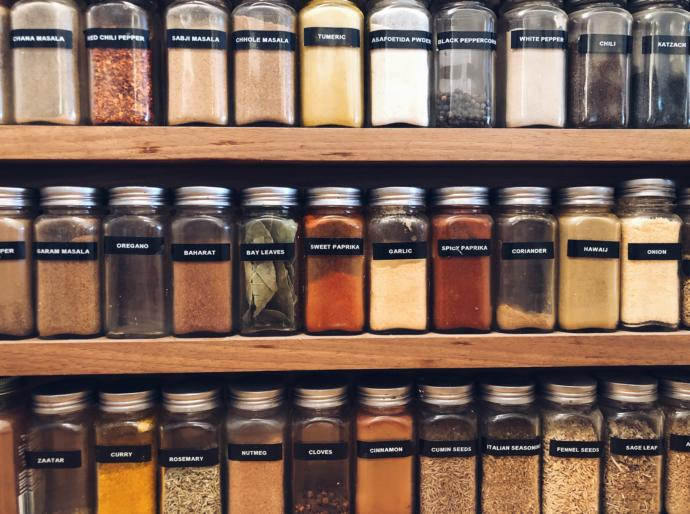 Spices are the spice of life