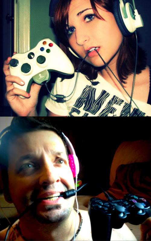 Gamers: Do you have issues with chicks?