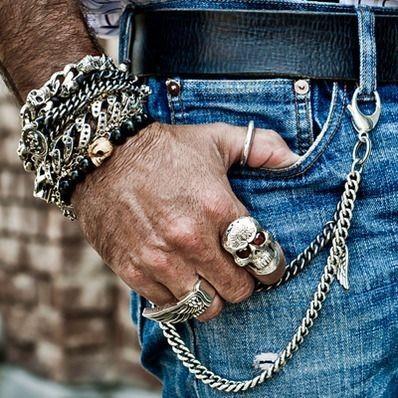 Do you wear any jewelry?