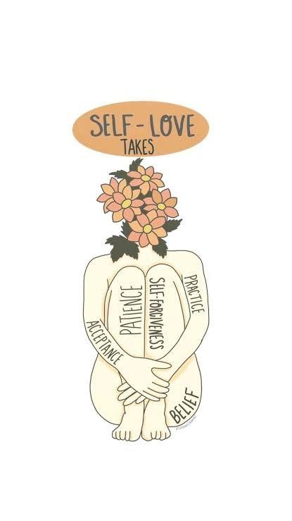 What do you think about the concept of self-love? Should it be considered as a perfect comeback everywhere?