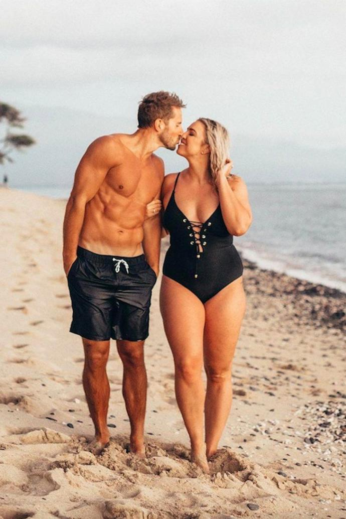 What type of women do thin/slim men like?