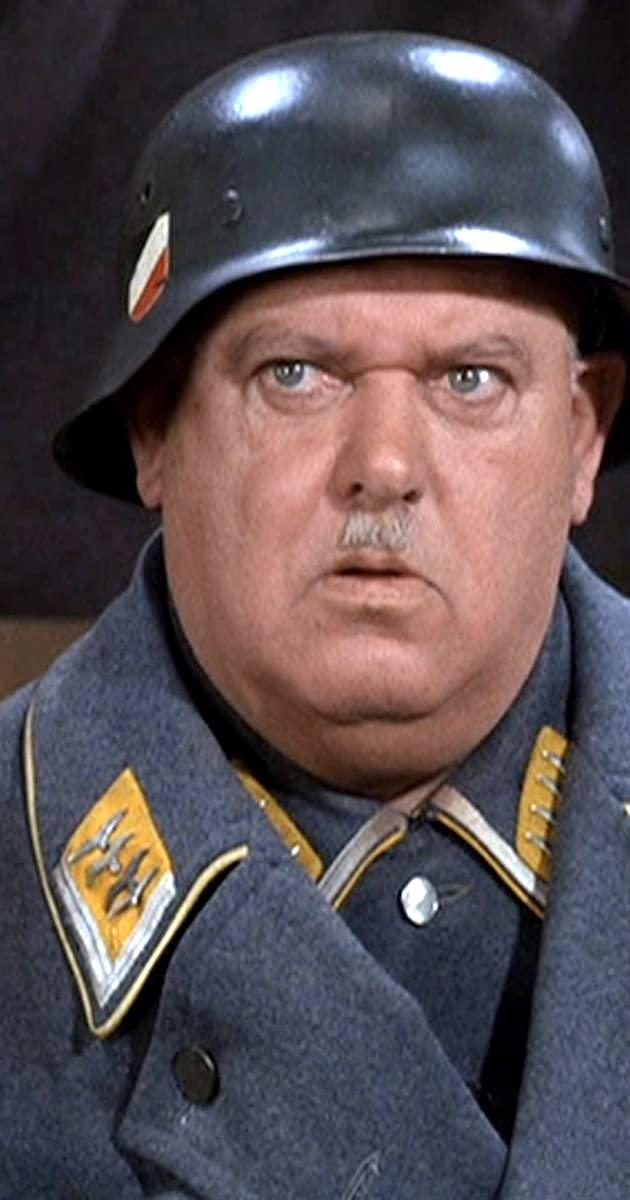 MeTV: Primetime: Out of this selection who is your favorite character from Hogans Heroes?