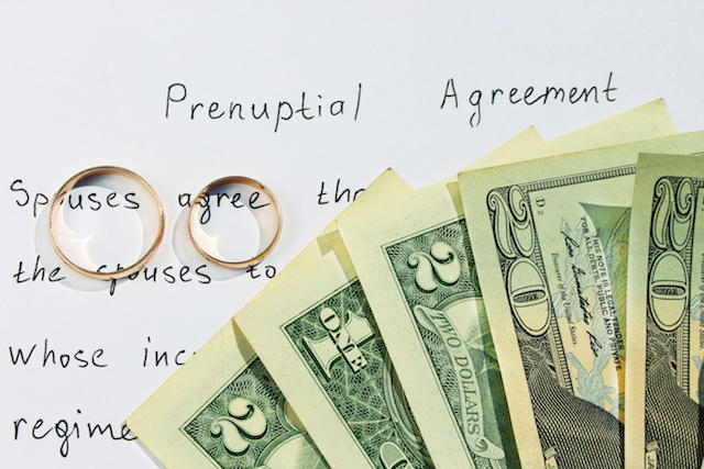 If you married or got remarried would you have a prenuptial agreement done first?