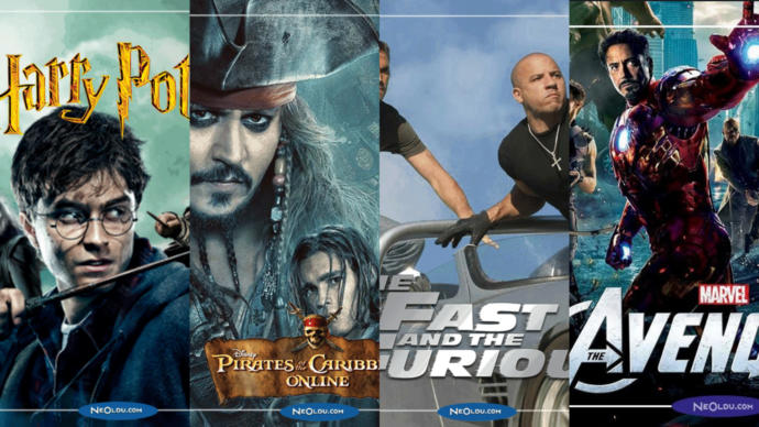 Decide Which İs The Best Movie Series?