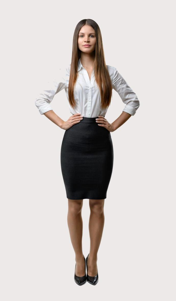 Maybe Im overthinking a bit but why are the HR women usually dressed so attractively, beautiful or sexy?