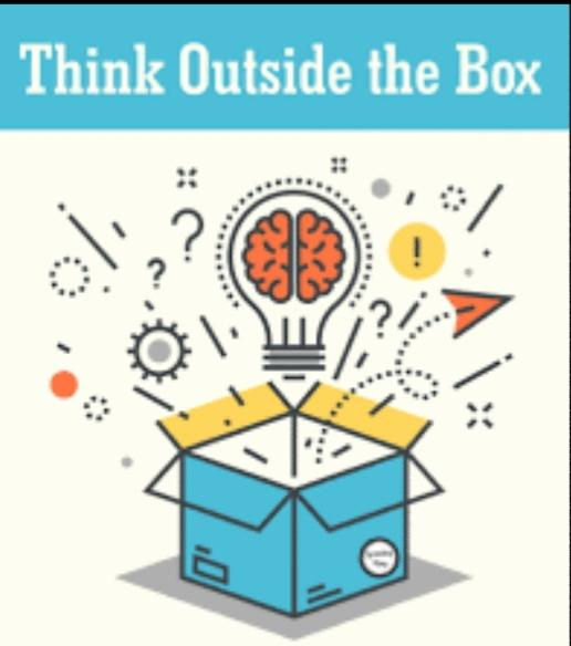 What Does Thinking Outside Of The BoxMean To You?