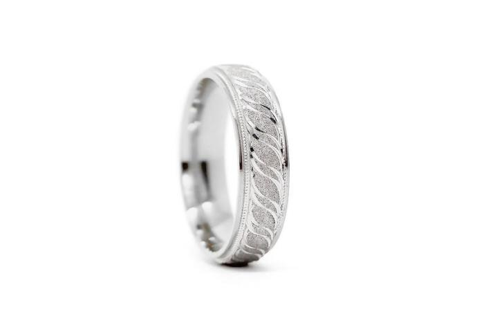What type of couple/promise/wedding rings would you get?