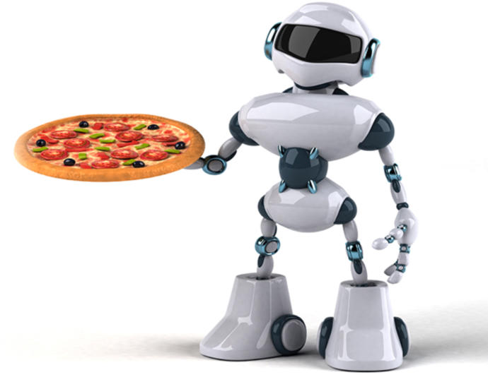 If You Were To Make A Pizza For A Robot What Would You Put On It?