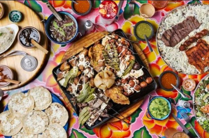 Latin or Middle Eastern cuisine?