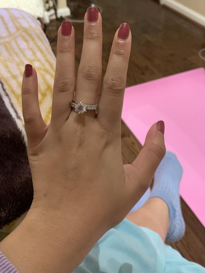 My boyfriend brought us promise rings how are they?