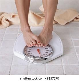 How much do you weigh? Would you like to weigh less or more?