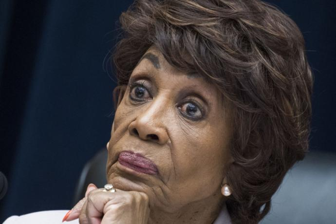 Should Mad Maxine Waters be removed from Congress for her promoting of violence?