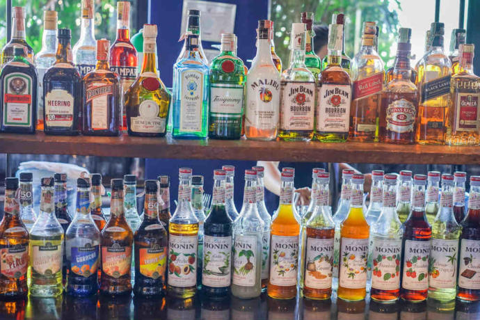 What is your favorite type of liquor?