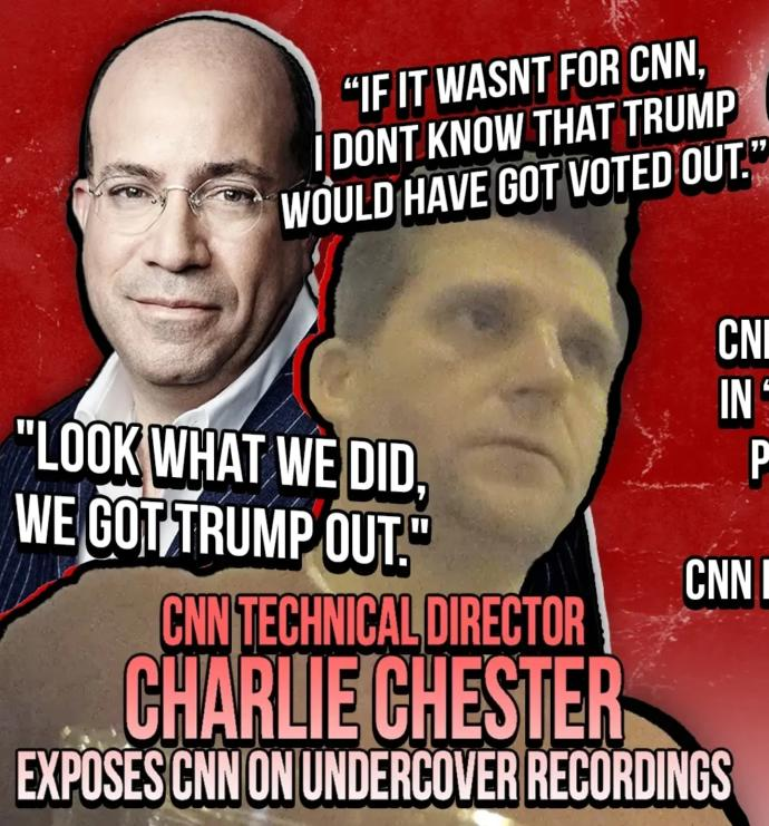 Why cant brainwashed CNN cultists admit propaganda was used to defame and boot trump out of office when the CNN director himself admitted it?