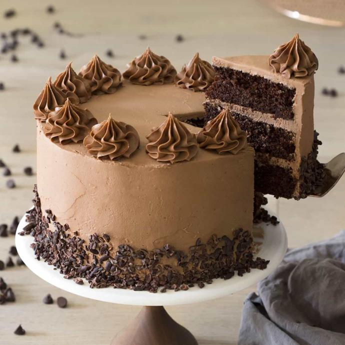 What kind of cake will you never turn down no matter when its offered to you?