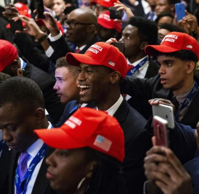 Nothing scares liberals more than black conservatives?