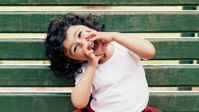 Is it wrong to teach your kid to say bad words at an early age?