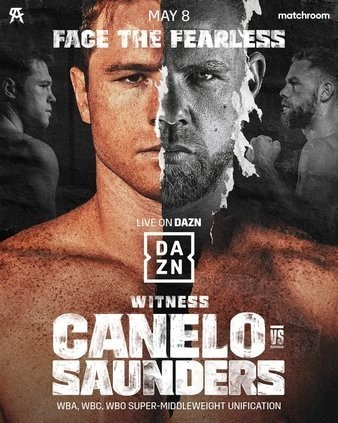 Canelo vs Sounders who you think gets the win?