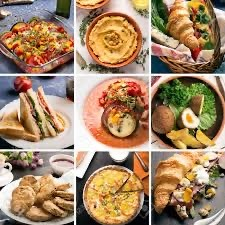 What continent has the best food?