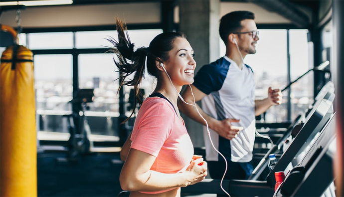 Ladies, do you ever feel uncomfortable at the gym because of men? Does it ever discourage you from returning?