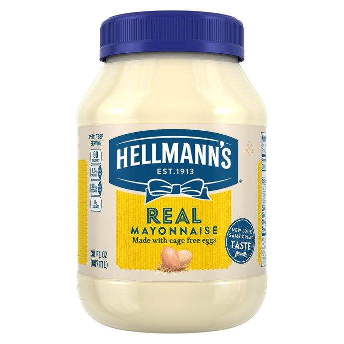 A small 15 oz jar.