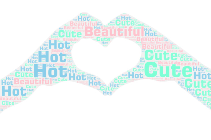 What is the difference when a guy calls his girl cute, hot or beautiful? For the poll: which one in your opinion is more meaningful?